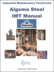 industrial-maint-tech1 manual for Algoma Steel