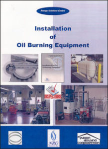 oil equipment nstallation manual